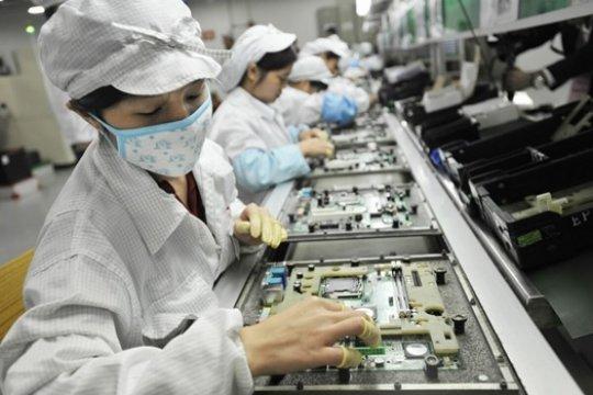 Объем промышленного производства Китая растет в разумных пределах