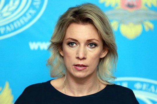 Захарова ответила на слова Зеленского о возвращении России в G8
