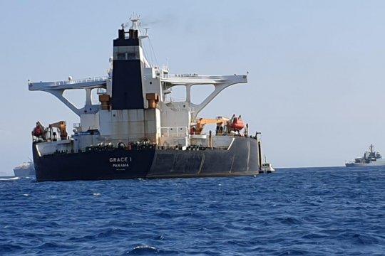 В Гибралтаре проходят слушания по делу о задержании супертанкера Grace 1