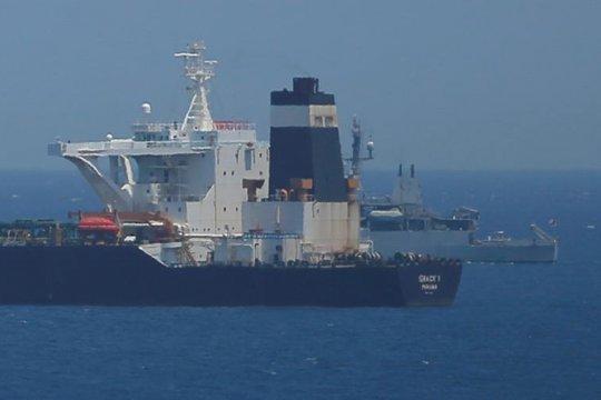 Великобритания освободит иранский нефтяной танкер «в ближайшее время»