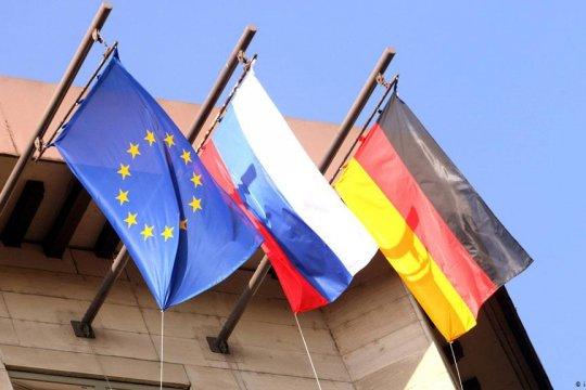 Более половины немцев выступают за отмену санкций ЕС против России