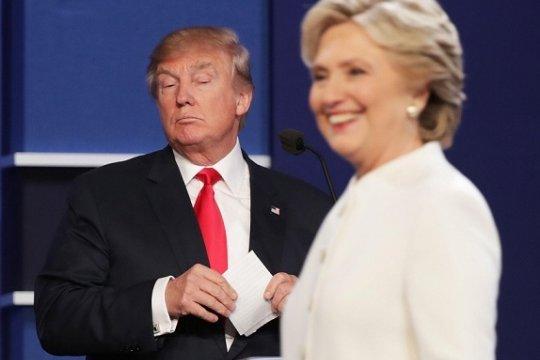 Хиллари Клинтон и подтасовка результатов выборов-2016