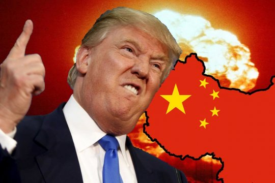 Трамп шантажирует Китай Гонконгом