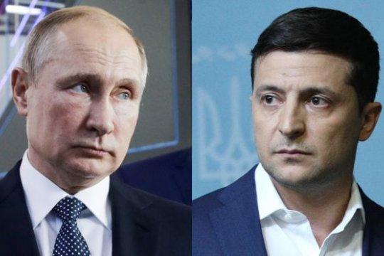 Телефонный разговор с Президентом Украины Владимиром Зеленским