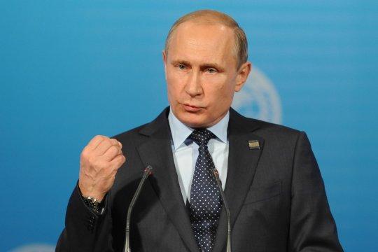 Путин заявил о завершении лидерства Запада