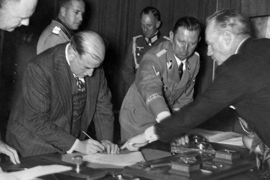 Мюнхенское соглашение 1938 г.: пролог к мировой войне (Часть II)