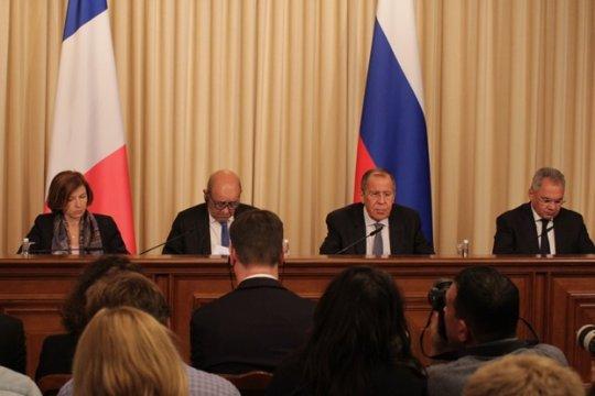 Франция призывает воспользоваться ситуацией после возвращения украинских моряков