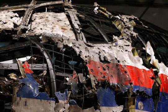 Австралия заинтересовалась новыми данными по крушению MH17
