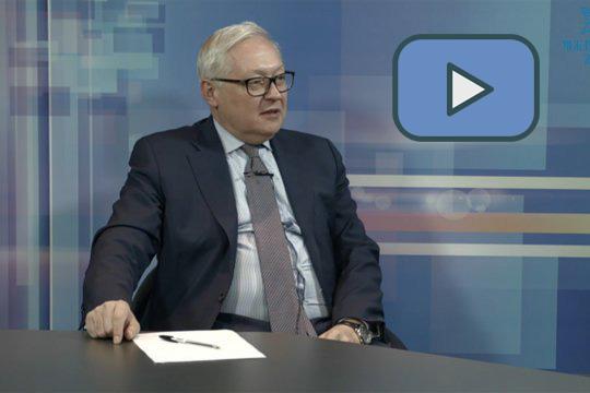 Сергей Рябков: во многих странах мира появились киберкомандования