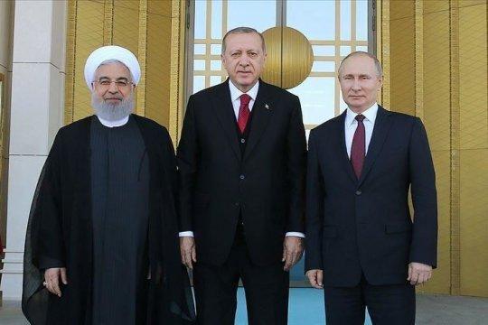 В Анкаре открывается саммит Турция-Россия-Иран по Сирии