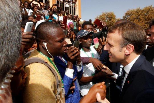 Франция и Африка: вчера и сегодня