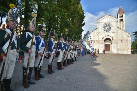 Генерал Суворов снова покоряет северную Италию