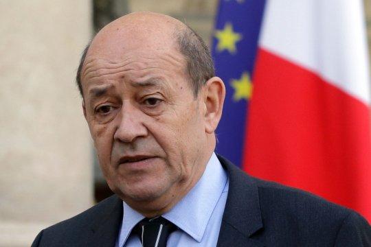 В МИД Франции подтвердили приезд Макрона в Москву на юбилей Победы