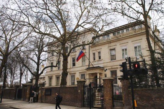 Посольство России в Великобритании осудило слова Джонсона о советской агрессии против Польши