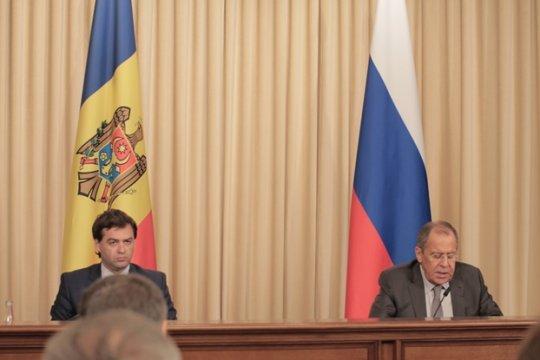 Молдова призвала открыть доступ своим товарам на российский рынок