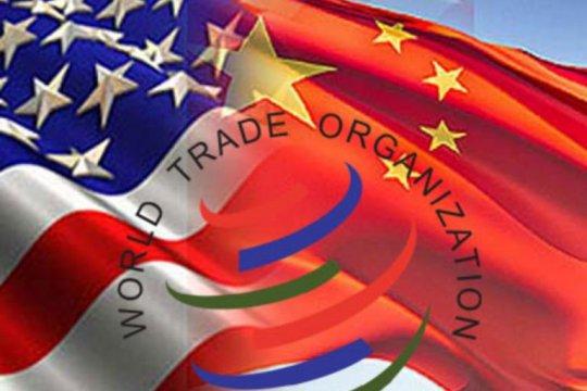 Китай подал иск в ВТО против США