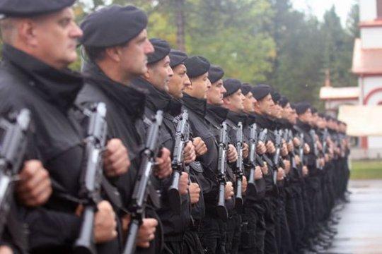 В Боснии и Герцеговиние появилась своя жандармерия