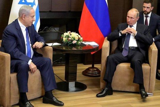 Встреча с Премьер-министром Израиля Биньямином Нетаньяху