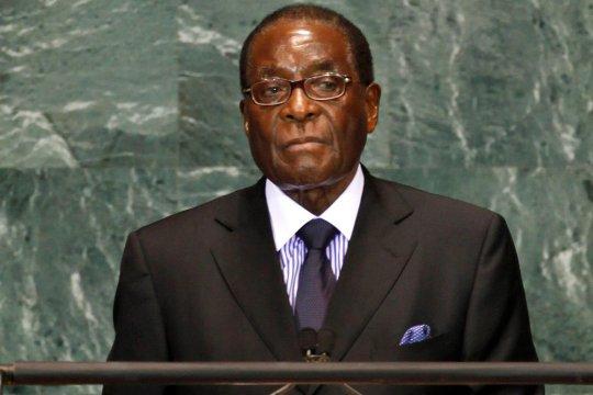 Путин выразил соболезнования в связи с кончиной Роберта Мугабе