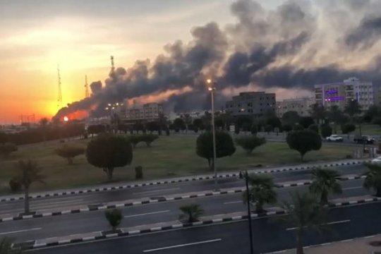 Удар по Саудовской Аравии – это удар по безопасности в регионе и мире