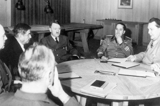 Мюнхенское соглашение 1938 г.: пролог к мировой войне (Часть III)