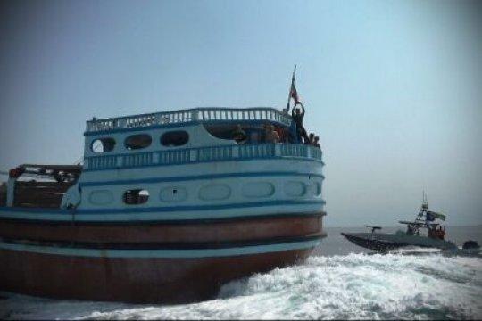 Иранские ВМС задержали в Персидском заливе танкер с топливом