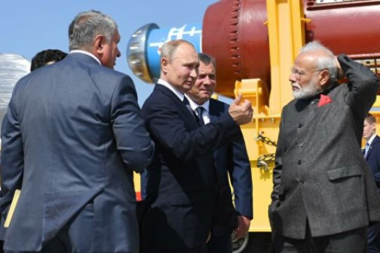 Россия и Индия продолжат торгово-экономическое сотрудничество с Ираном