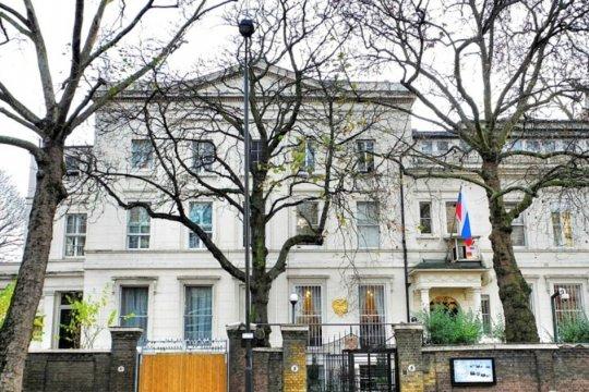 Посольство России в Великобритании: доказательств по инциденту в Солсбери до сих пор нет