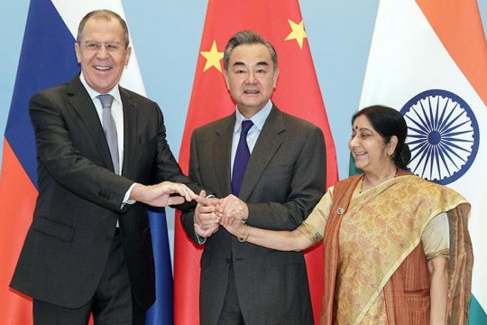 Russia-India-China: new challenges and opportunities