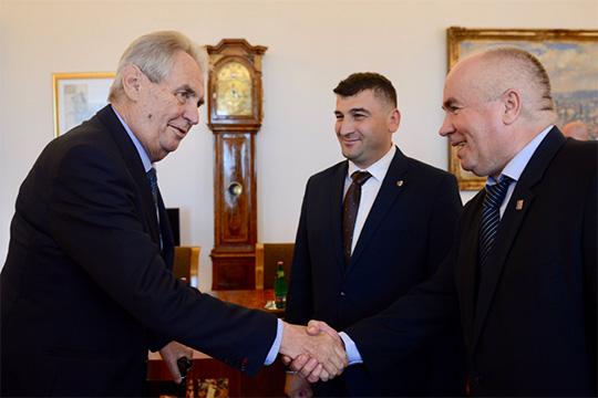 Чехия, Венгрия и русины