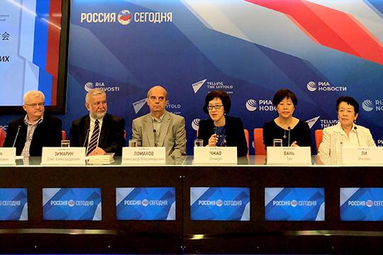 Новая эпоха российско-китайских отношений: переход к культурному диалогу