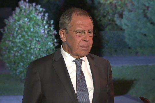 Заявление Сергея Лаврова по итогам переговоров Владимира Путина и Биньямина Нетаньяху