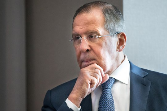 Лавров: Россия будет способствовать взаимодействию Сирии и Турции на границе