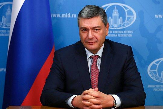В МИД России рассказали о выгоде для Украины в случае признания российского суверенитета над Крымом