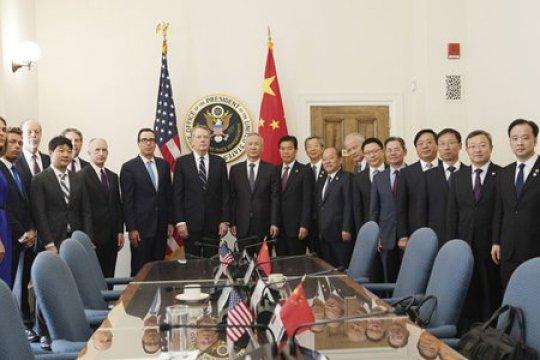 Прогресс в американо-китайских торговых переговорах вызывает осторожный оптимизм