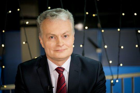 Президент Литвы объяснил появление в стране американских танков