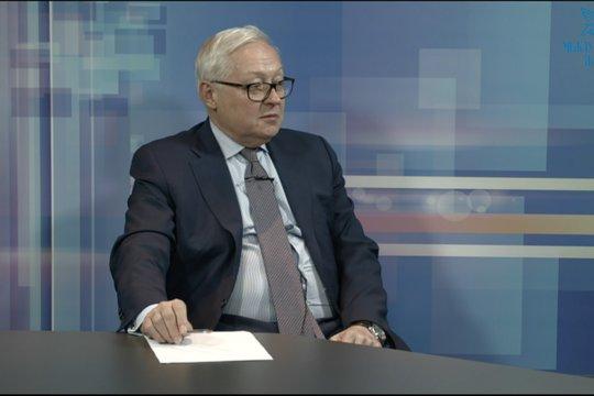 Рябков заявил о разочаровании реакцией НАТО на послание Путина по РСМД