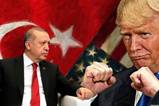 Трамп ввел санкции против Турции