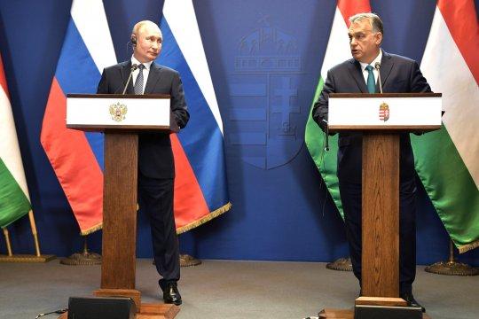 Россия и Венгрия: глобальные аспекты двустороннего партнерства