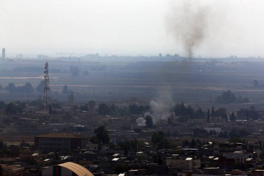 Турецкие военные нарушили перемирие на севере Сирии - СМИ