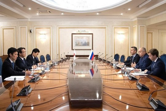 Активизация межрегиональных связей России и Японии