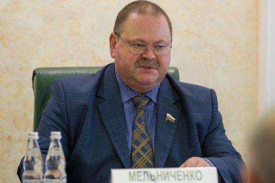 О. Мельниченко: Серьезную тревогу вызывает соблюдение прав русскоязычного населения на территории Украины