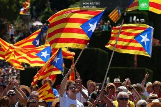 Лидеры движения за независимость Каталонии приговорены к длительным тюремным срокам