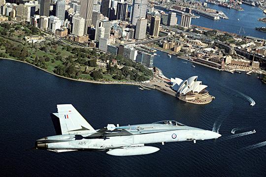 Индо-Тихоокеанский регион: Австралия оппонирует Китаю