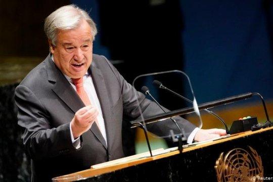 Гуттериш заявил о крупнейшем дефиците бюджета ООН из-за неплатежей США