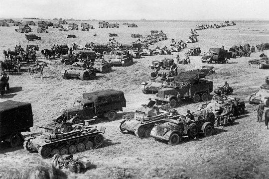 Вторая мировая война: факты против домыслов