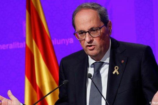 Глава правительства Каталонии осудил беспорядки в Барселоне