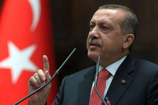 Эрдоган отказался встречаться с Пенсом