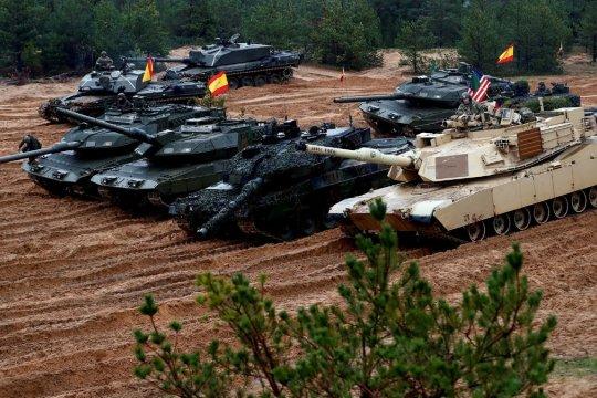 Городской завтрак «Вооружения под контролем: договорятся ли Россия и НАТО? Оценка экспертов»