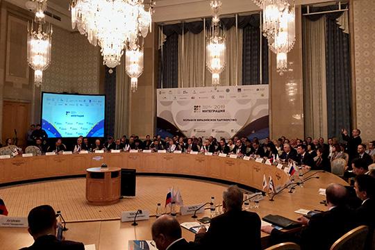 Кирилл Барский: Есть надежда, что «Большая Евразия» позволит помирить и объединить ЕС и страны Евразии